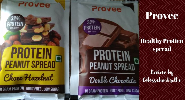 Provee - healthy protein snacks