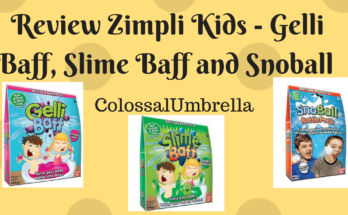 Zimpli Kids - Gelli Baff, Slime Baff and Snoball