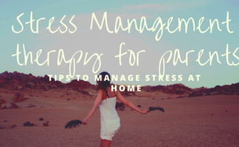 Stress Management therapy for parents - Colossalumbrella