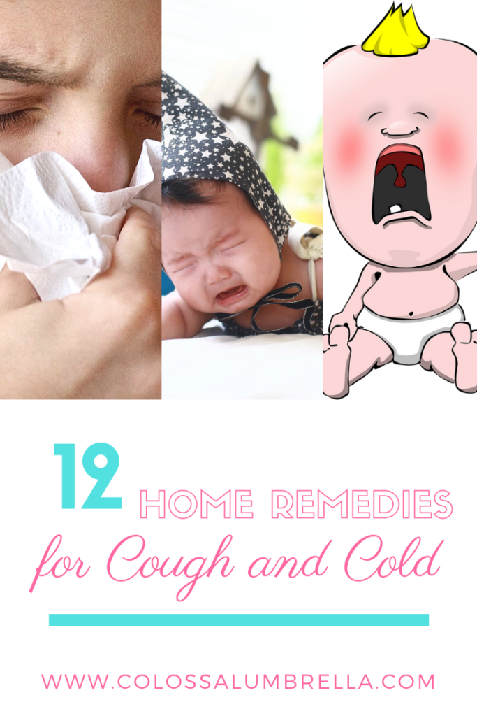 Remedies for cough and cold - colossalumbrella