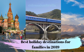 holiday destinations for families