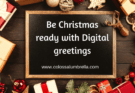 Digital Christmas cards