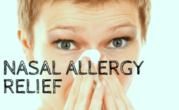Nose allergy symptoms