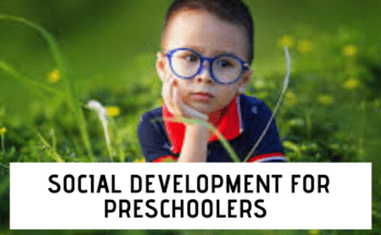 social development for preschoolers