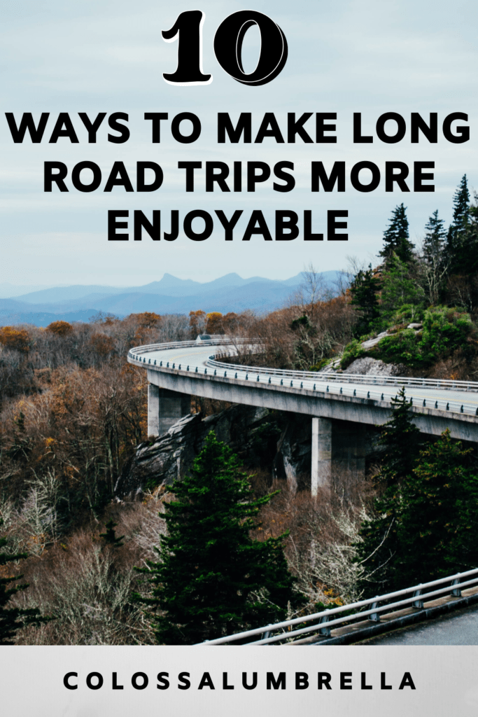 road trip tips for couples and families