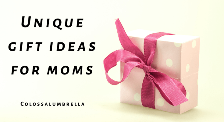 Unique Mothers Day gifts online