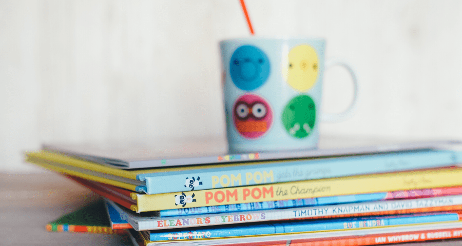 Activity book ideas for children less than 8