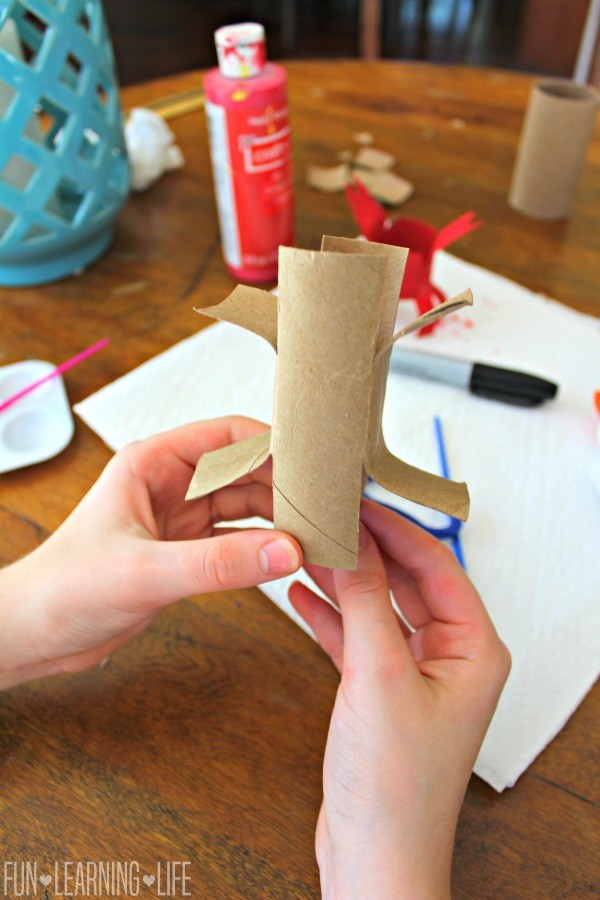 waste material crafts