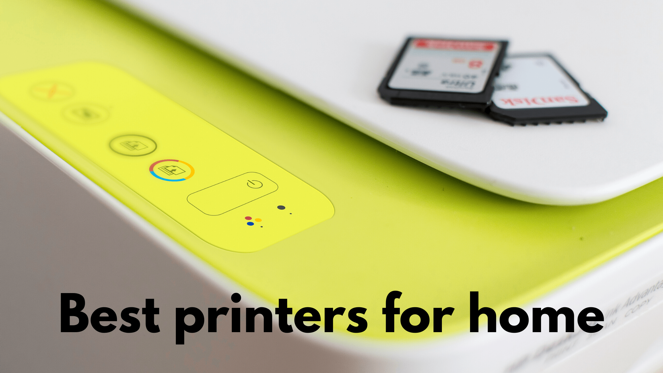 10 Best printers for home use in India