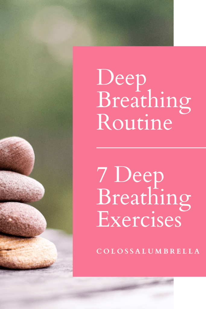 deep breathing exercises for anxiety