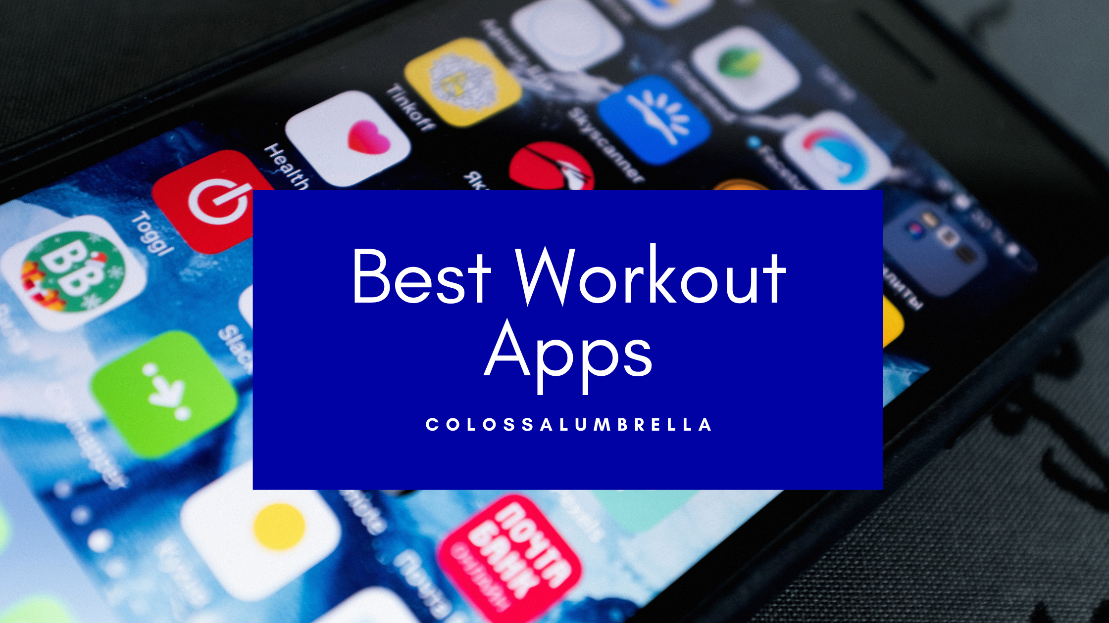 Best Workout apps